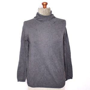 🎀3/$30 Joe Fresh Grey Knit Turtleneck Sweater